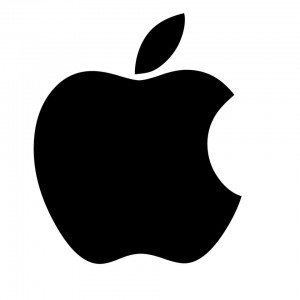 Le logo d'Apple