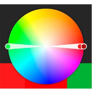 roue chromatique de adobe Kuleur